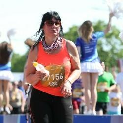 Tet Riga Marathon - Agita Šarkovska (27156)