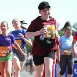 Tet Riga Marathon - Amanda Ogorodņikova (25414)