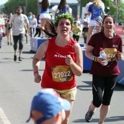 Tet Riga Marathon - Gerda Bebriša (27022)