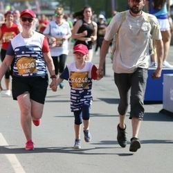 Tet Riga Marathon - Arta Romanovska (26230), Emīlija Bērziņa (26248)