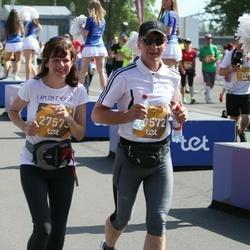 Tet Riga Marathon - Ilmārs Dasmanis (27572), Agne Savicka (27573)