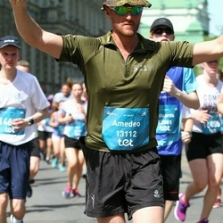 Tet Riga Marathon - Amedeo Di Leonardo (13112)