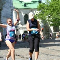 Tet Riga Marathon - Nadežda Voicehovska (10820), Anna Voļpere (13740)