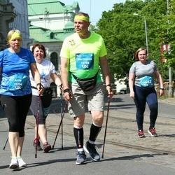 Tet Riga Marathon - Anita Barbane (10204), Normunds Šibeiks (13758), Ieva Krastiņa (14462)