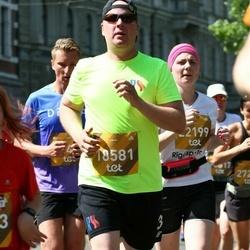 Tet Riga Marathon - Anna Šilovska (18581), Signija Zandere (22199)