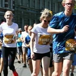 Tet Riga Marathon - Inga Pauliņa (18082), Alevtīna Tarasova (18093)