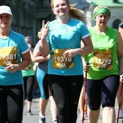 Tet Riga Marathon - Inese Prosko (18792), Evita Zeltiņa-Latiša (19376)