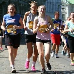 Tet Riga Marathon - Agate Dārta Vaska (27943), Līga Keita Burlacāne (28059)
