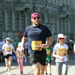 Tet Riga Marathon - Endijs Burkāns (24448), Līva Luīze Kriķe (25020)