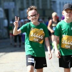 Tet Riga Marathon - Markuss Alksnis (24443), Alens Brancs (24446)