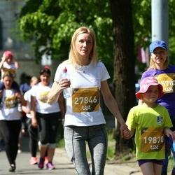 Tet Riga Marathon - Elza Virbule (19870), Inese Zvīdre (25783), Dace Skirmante (27846)