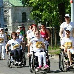 Tet Riga Marathon - Nataļja Novikova (23954), Diana Nikiforova (23962), Fricis Gustavs Alliks (24859)