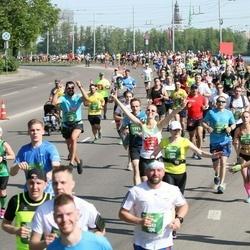 Tet Riga Marathon - Anneli Kruve-Viil (1200), Edgars Kozaks (6074)