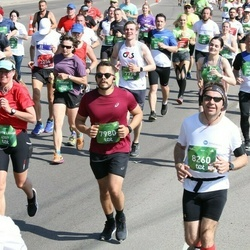 Tet Riga Marathon - Birgitte Lillian Soerensen (4707), Phillip Alexander Kittel (7980), Aleksis Orlovs (8260)