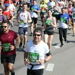 Tet Riga Marathon - Phillip Alexander Kittel (7980), Aleksis Orlovs (8260)