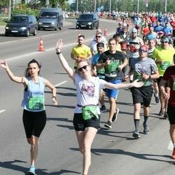 Tet Riga Marathon - Linda Lūse (5722), Ērika Bužinska (8229)