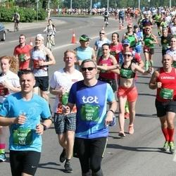 Tet Riga Marathon - Алина Денисенко (4719), Francois Larocque (6042), Andris Stepītis (6407)