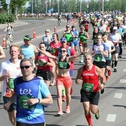 Tet Riga Marathon - Алина Денисенко (4719), Francois Larocque (6042)