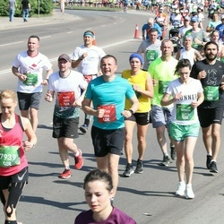 Tet Riga Marathon - Agris Jansons (1927), Serhiy Ihnatenko (2066), Tetiana Shevchyk (5657), Ihab Bakir (6301), Dina Zūdiņa (7939)
