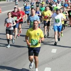 Tet Riga Marathon - Daniel Malva Tejero (6205), Ēriks Freimanis (6590)