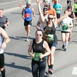 Tet Riga Marathon - Eva Dovrat (6434), Ingmars Šreibergs (7779)