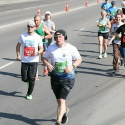 Tet Riga Marathon - Hämeen-Anttila Lauri (2412), Gatis Kriuliņš (7848)