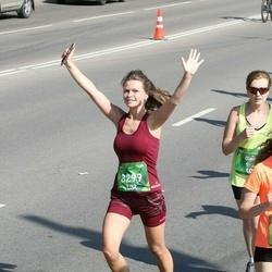 Tet Riga Marathon - Anastasiia Dedova (8299)