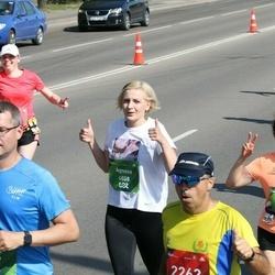 Tet Riga Marathon - Agnese Pūra (4858), Lina Ferbere (8425)