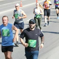 Tet Riga Marathon - Valters Ķirpis (4147), Frederic Methot (6019)