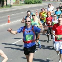 Tet Riga Marathon - Emīls Rupais (3633), Andris Šveicers (5211)