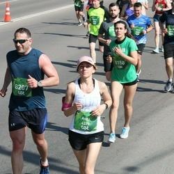 Tet Riga Marathon - Anna Zorina (4325), Angelina Lumanow (8158), Hansjörg Rupp (8207)