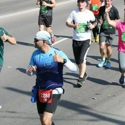 Tet Riga Marathon - Eric Kachko (789), Ofir Eliaz (2288), Sigal Kaplan Cohen (5866)