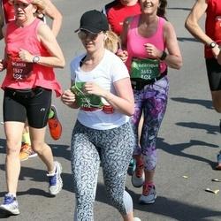 Tet Riga Marathon - Jolanta Brzeska (1567), Kristīne Strazdiņa (3356), Frédérique Van Rijn (3653)