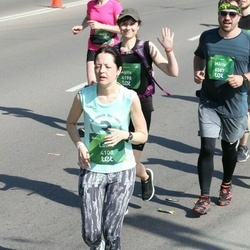 Tet Riga Marathon - Laura Vilka (4100), Agita Kudlāne (4198)