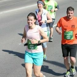 Tet Riga Marathon - Marina Sokolova (4860), Francisco Solans (4863)