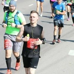 Tet Riga Marathon - Egīls Baumanis (1789), Andris Melnis (1793)