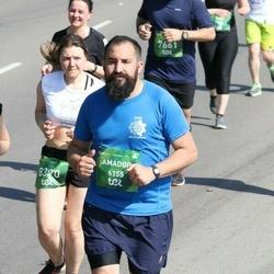 Tet Riga Marathon - Amador Checa Aragón (6155)