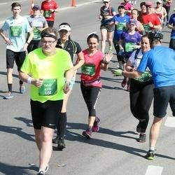 Tet Riga Marathon - Yahor Simanau (4132), Agnese Ozoliņa (5953)