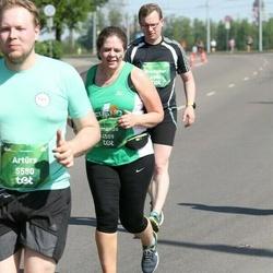 Tet Riga Marathon - Amanda Breen (4589)
