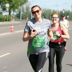Tet Riga Marathon - Anastasiia Soloveva (4307), Alla Ditla-Mamikina (5344)