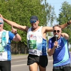 Tet Riga Marathon - Amnon Avraham Meir (6420), Yirmi Ozer Shifferiman (6423)