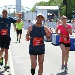 Tet Riga Marathon - Sultan Nurmedov (1122), Anastasiia Antosiak (1160)