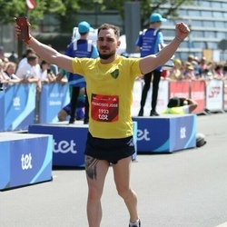 Tet Riga Marathon - Francisco Jose De Jesus Mendoza (1933)