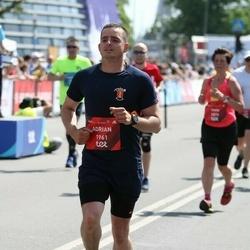 Tet Riga Marathon - Adrian Simon Perrino (1961)