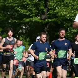 Tet Riga Marathon - Javier Gabas Murciano (6172), Gabriel Garcia Gonzalez (6176)