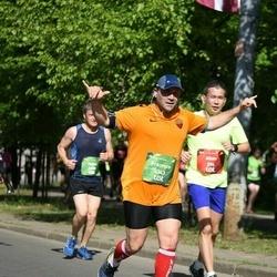 Tet Riga Marathon - Allan Khoh (294), Fracesco Romagnoli (4343)