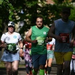 Tet Riga Marathon - Mihails Kudrjaševs (3153), Agnese Bahmane (6448)