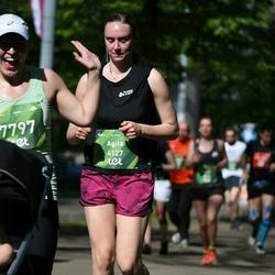 Tet Riga Marathon - Agita Solzemniece (4127)