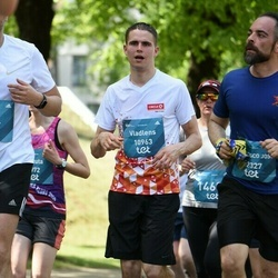 Tet Riga Marathon - Vladlens Buinickis (10963), Francisco Jose Diaz Aviles (12327)