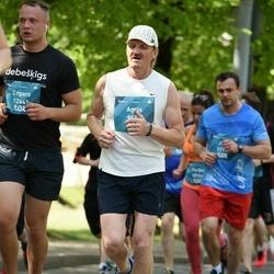 Tet Riga Marathon - Agris Znotiņš (9510), Edgars Jermacāns (12641)